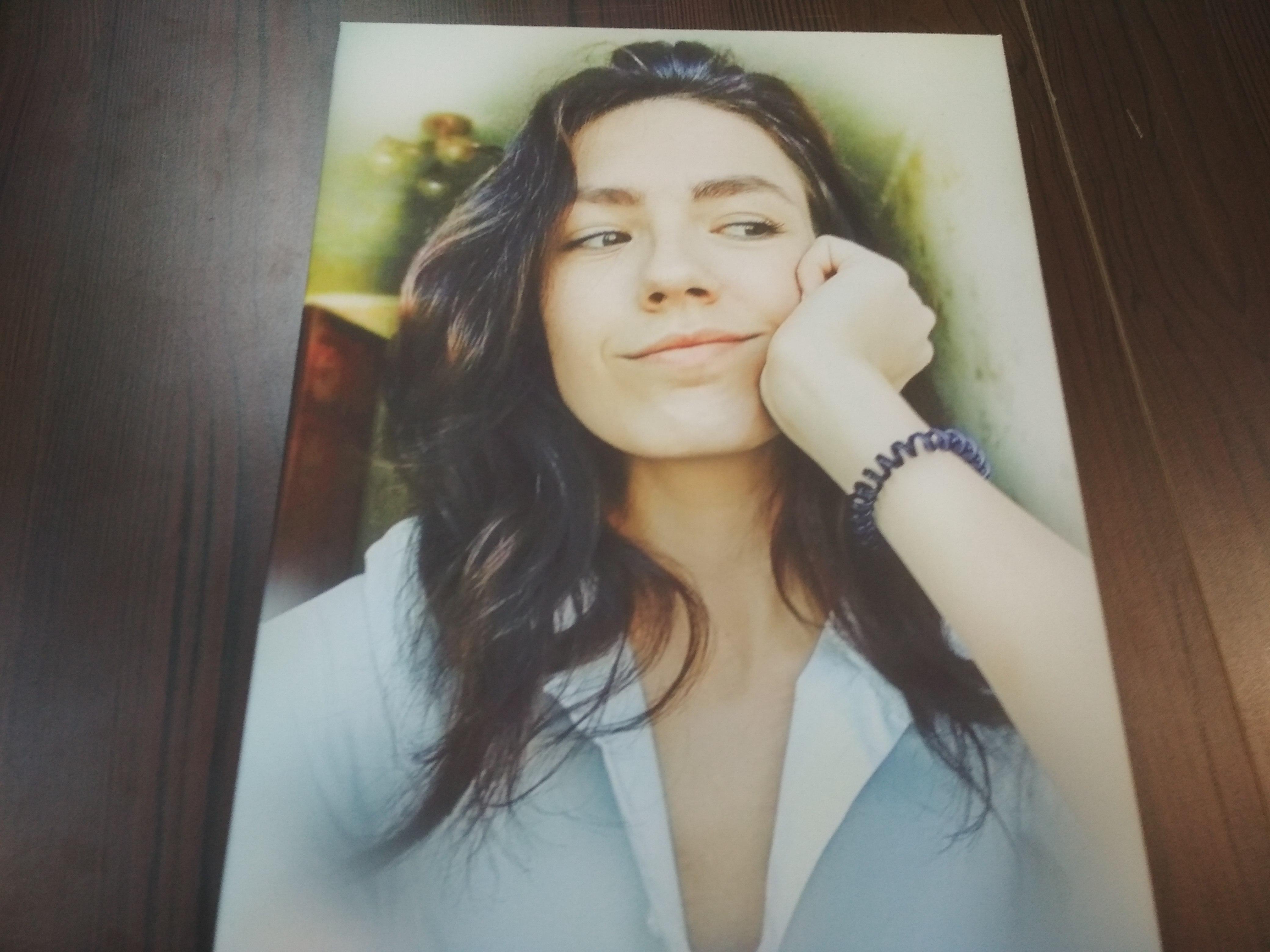 Печать портрета под заказ